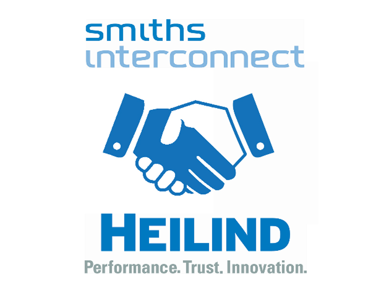 Distribution agreement with Heilind Electronics