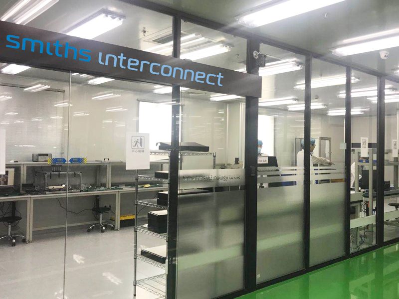 Test Laboratory Expansion in Suzhou