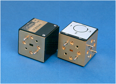 MMW Junction Isolator and Circulator (JFD)