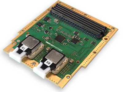 LightABLE Optical FMC Board